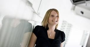 Carolin Diana Müller hat erfolgreich ein Trainee-Programm bei Microsoft Deutschland absolviert.