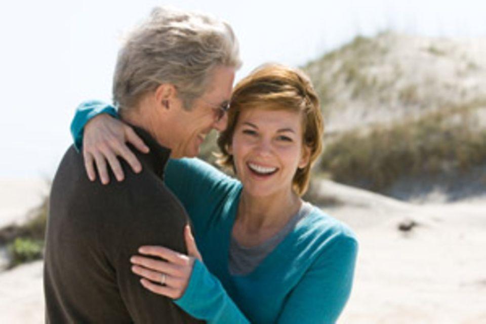 """So verliebt: Richard Gere und Diane Lane in """"Das Lächeln der Sterne"""""""