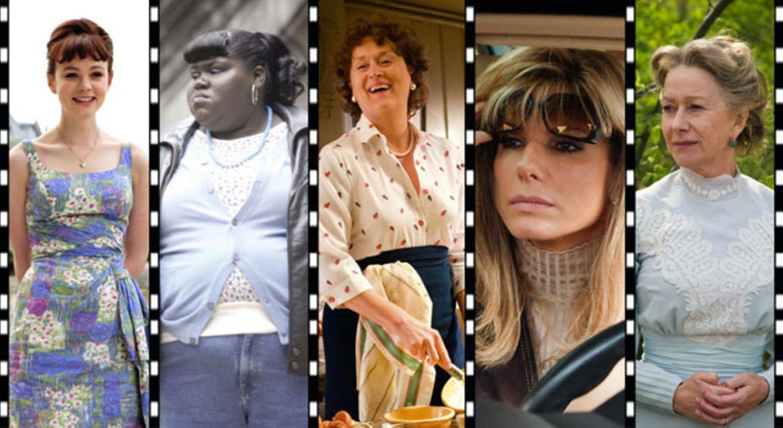 Der Look der Oscar-Nominierten zum Nachstylen
