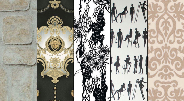 Best Of Tapeten: Der schönste Schmuck für eure Wände!