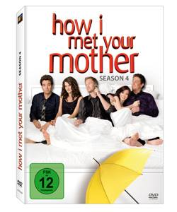 """How I Met Your Mother"" - Die vierte Staffel endlich auf DVD!"