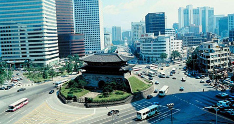 Seoul - die koreanische Megastadt