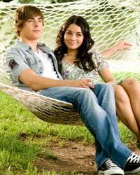 Ach, wie schön: Troy und Gabriella, verliebt wie eh und je