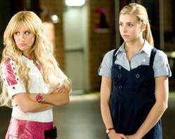 """Intrigen im """"High School Musical 3"""". Ganz vorn dabei: Sharpay"""
