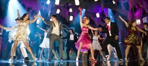 """In """"High School Musical 3 - Senior Year"""" sind alle wieder auf der Bühne"""