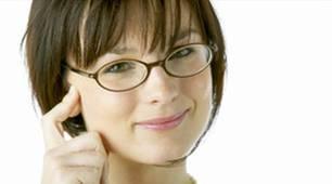 Das perfekte Brillen-Make-Up