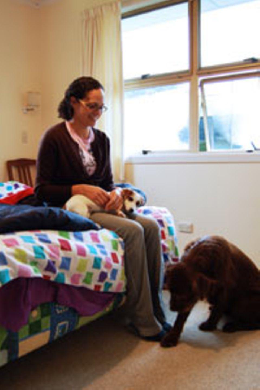 Couchhost Katarina aus Rotorua