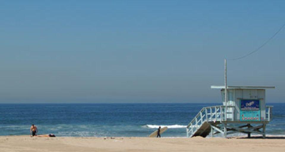 Venice auf amerikanisch: der beliebte und durchgeknallte Strandort vor Los Angeles