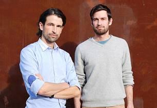 Markus und sein Bruder Daniel (v.l.)