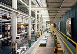 Was in der Küche begann, findet nun hier in der Produktionsfirma in Zürich statt