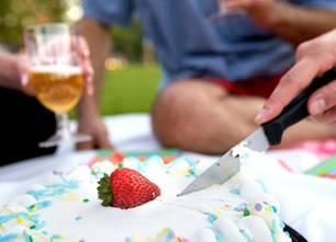 Wir sind die Picknicker!