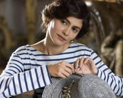 Ein Markenzeichen Coco Chanels: Das geringelte Marineshirt