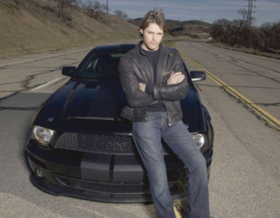 """Mike Traceur (Justin Bruening) ist der neue """"Knight Rider"""""""