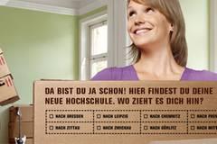 Go East - Studium im Osten Deutschlands