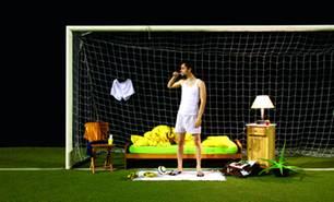 EM 2008: Schlafraum statt Strafraum