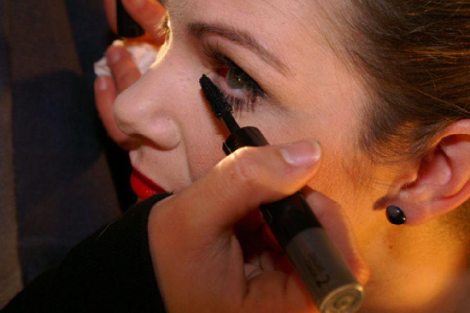 Party-Make-Up: Diva-Look
