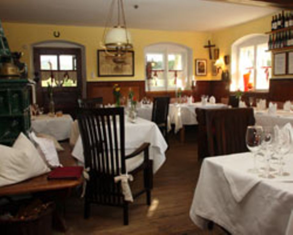 Leckeres Essen im Forsthaus Bad Tölz