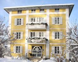 Schönes Hotel in Bad Tölz: die Villa Bellaria