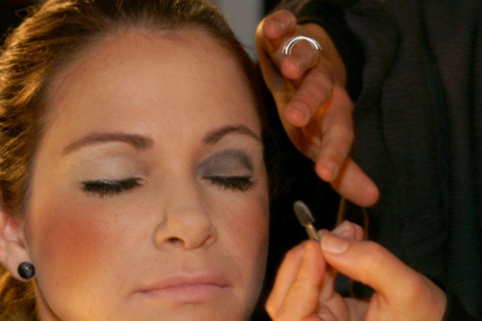 Party-Make-Up: Smokey Eyes