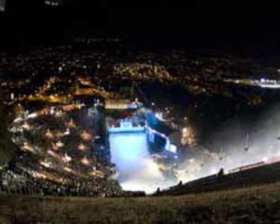 Der Billabong Air & Style ist das Event für Snowboarder in diesem Jahr.