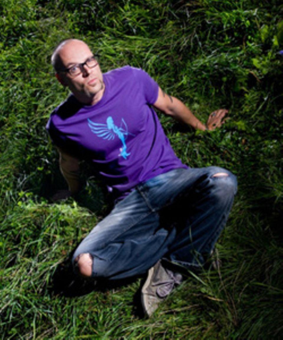 Engagemant zieht an: Thomas D. trägt gerne die Shirts von armedangels