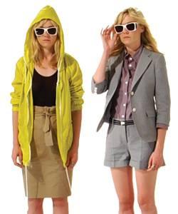 Kirsten Dunst modelt für die Boy-Frühjahrskollektion