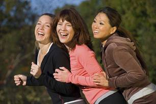 Fitnessmode mit Spaßfaktor
