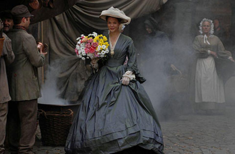 """Jessica Schwarz als Tony in """"Buddenbrooks""""."""