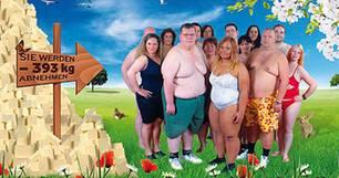 """Die 14 Kandidaten der Abspeck-Show """"The Biggest Loser"""""""