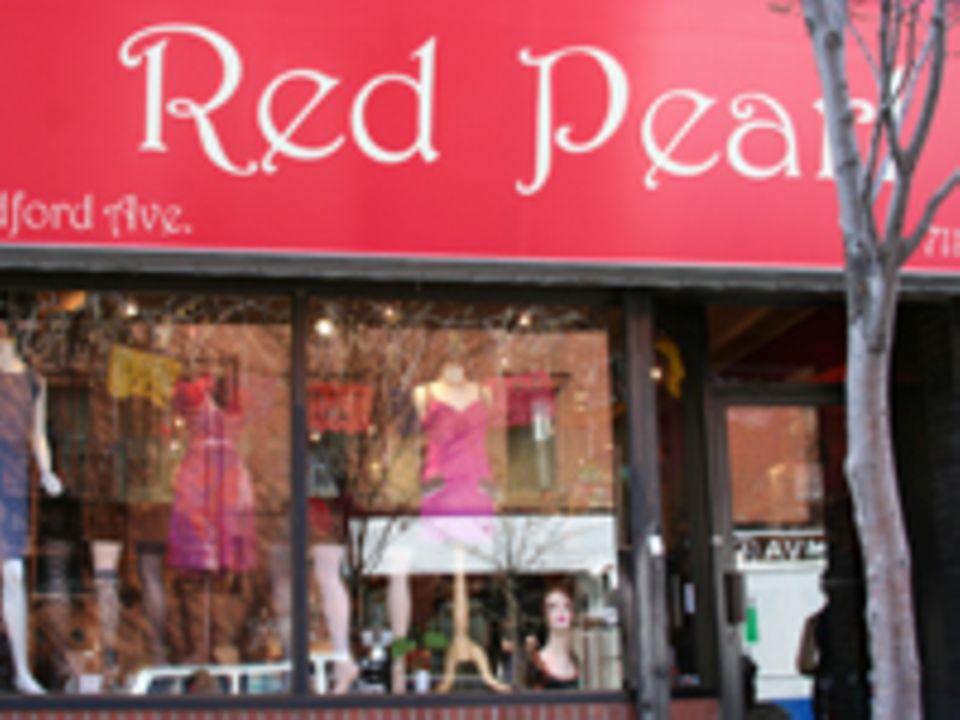 Das Red Pearl an der Bedford Avenue
