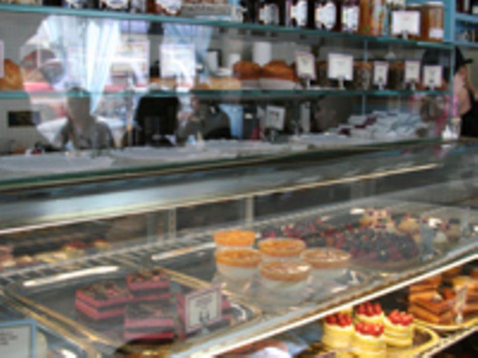 Fabiane's Café & Pastry an der Bedford Avenue