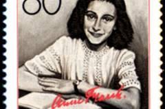Anne Frank: 1979 wurde ihr eine eigene Briefmarke gewidmet.