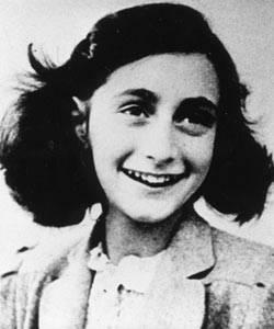 Anne Frank: Sie wurde nur 15 Jahre alt.