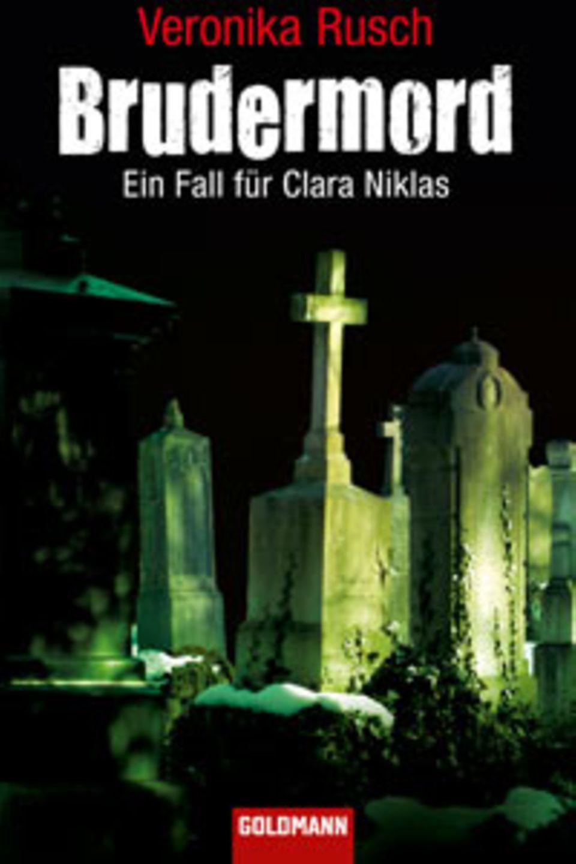 Aktuelles Buch der Schriftstellerin Viktoria Rusch: Brudermord