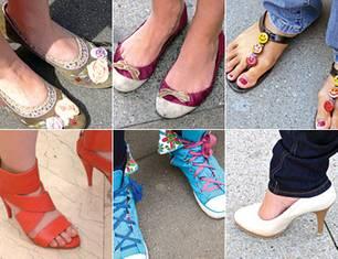 Streetstyle: Schuhe