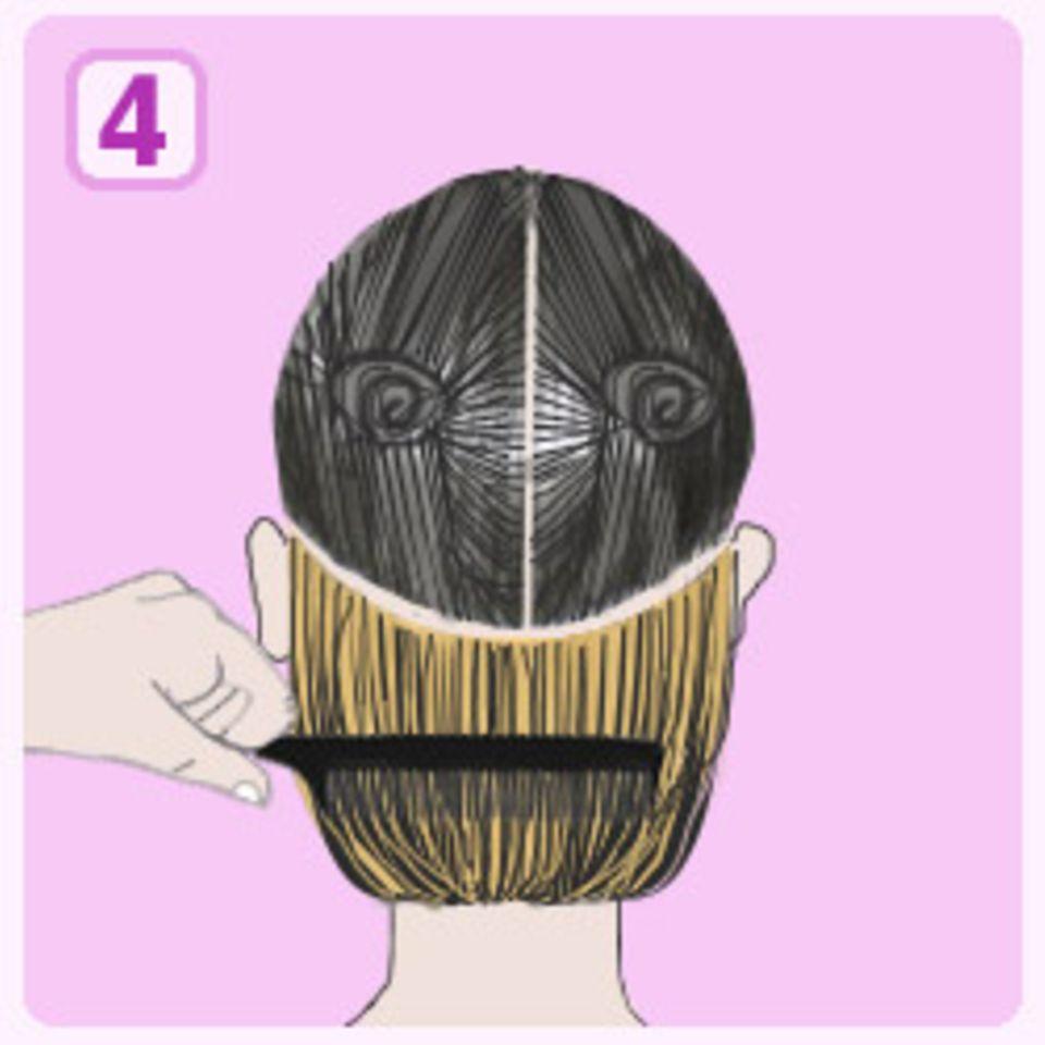 Haare selber färben: Die Tönung