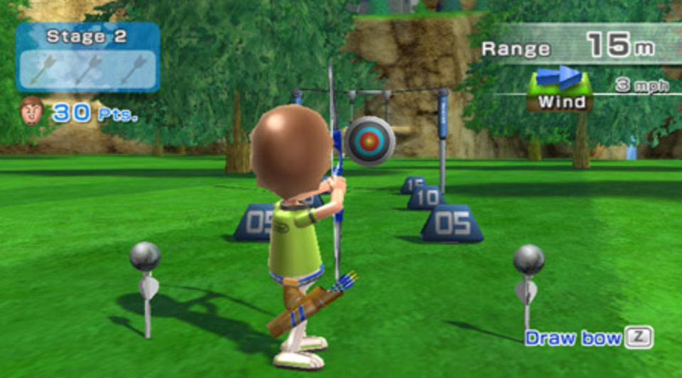 BYM.de Spieletest: Wii Sports Resort