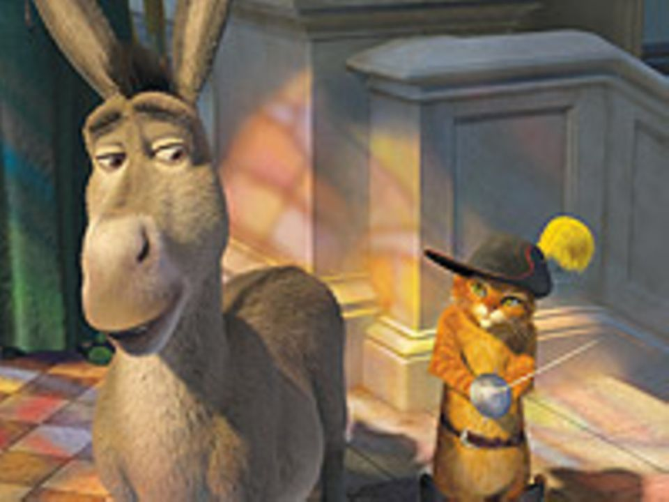 """Shrek, der Dritte"""