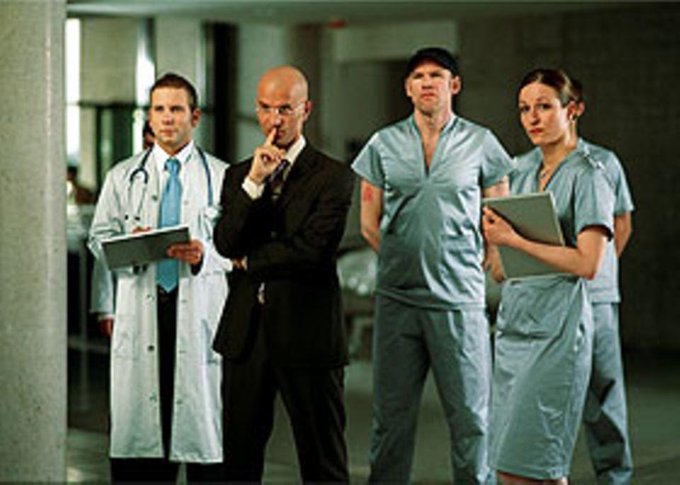 Wer hat Angst vorm Krankenhaus?