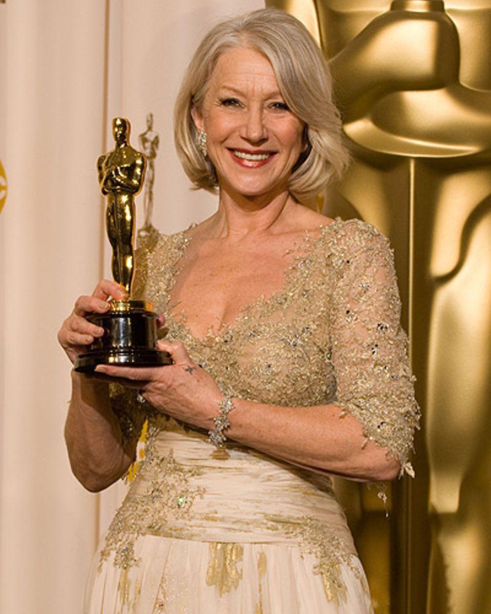 "Oscar-Gewinnerin Helen Mirren (""The Queen"")"