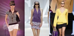 Sommermode: Kurz und gut: Die neue Mini-Mode