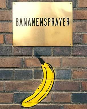 Bananensprayer: Alles Banane!