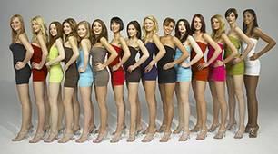 """Die 15 Kandidatinnen von """"Germany's Next Topmodel - by Heidi Klum"""""""
