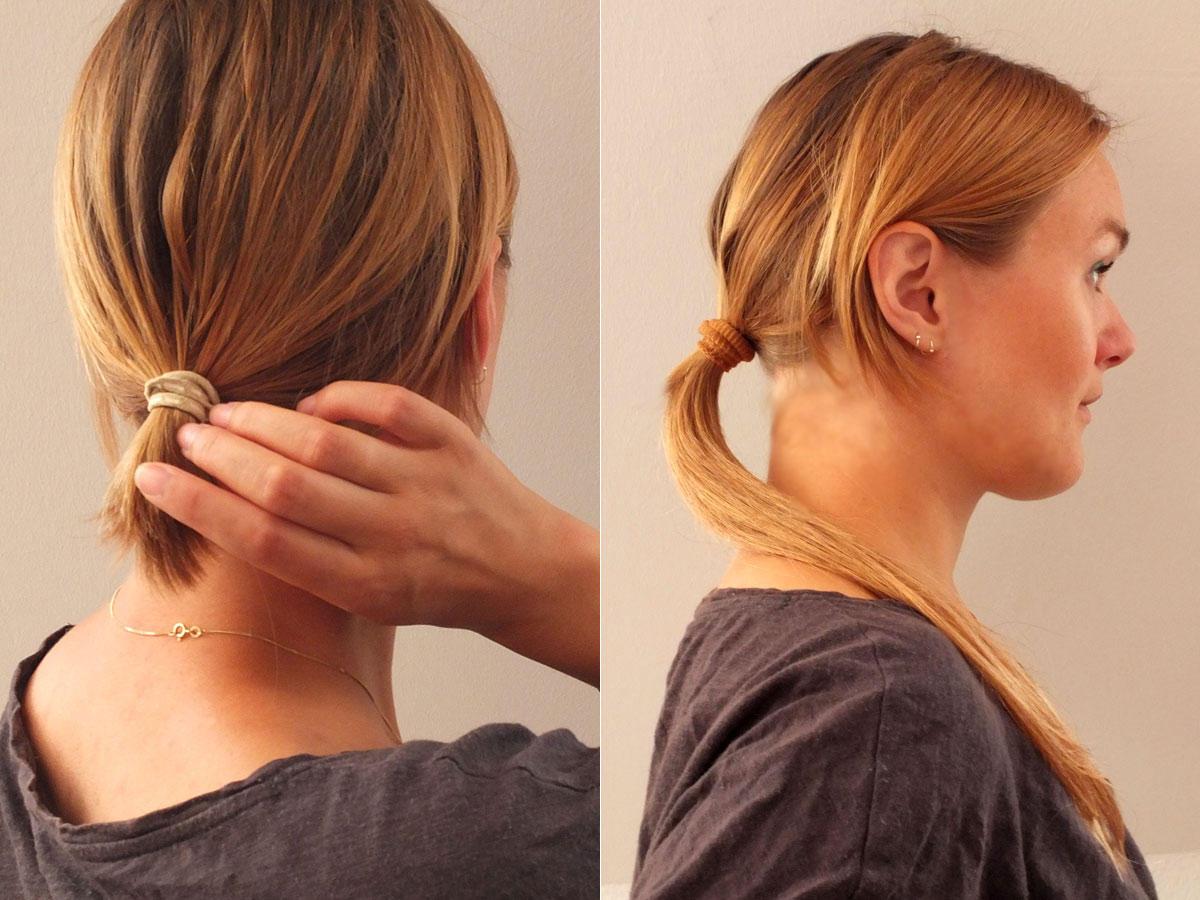 Haar-Extensions - aus kurz mach lang!