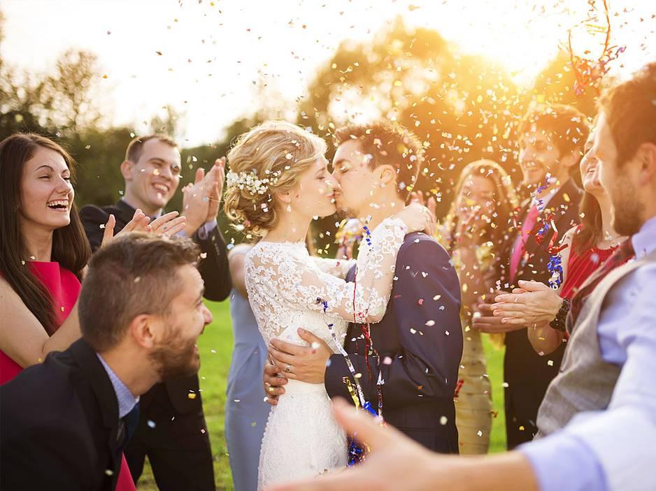 Hochzeitsplanung einfacherer gestalten - Dank neuer Apps!