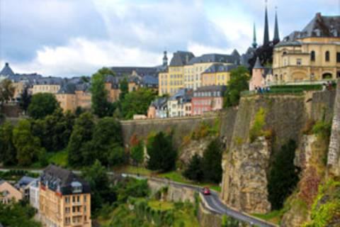 Luxemburg: Stadt der Blicke