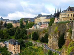 Kurztrip: Luxemburg: Stadt der Blicke