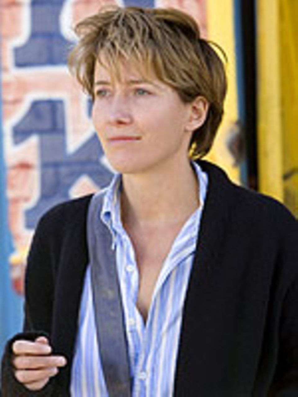 "Emma Thompson in ""Schräger als Fiktion"""