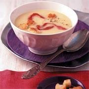 Suppe: Suppenrezepte: Löffeln, bis es warm wird!