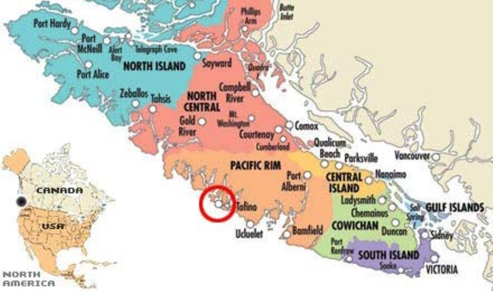 Kanada: Traumhaftes Tofino